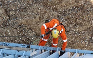 2 Abseiltechnieken onderhoud op hoogte rope access