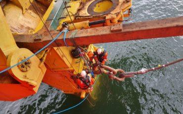 3 ATI IRATA rope access abseiltechnieken subsea7