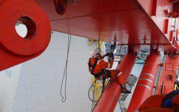 7 ATI IRATA rope access abseiltechnieken subsea7