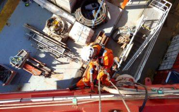 8 ATI IRATA rope access abseiltechnieken subsea7