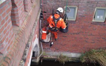 2 ATI herstelwerk draaibrug Warfhuizen