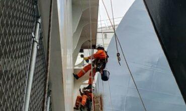 2 ATI rope access subsea7 seven vega 2020