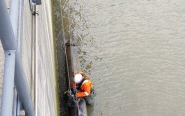 2 Abseiltechnieken veilig werken boven water 2020
