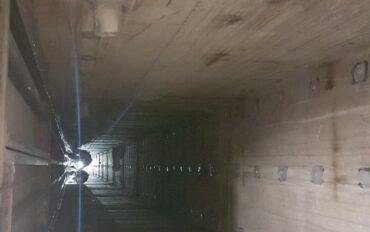 1 Coaten schilderen besloten ruimte abseiltechnieken rope access