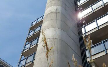 3 gevelreiniging abseiltechnieken Den Haag