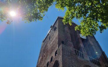 1 Schilderwerk kerk Workum