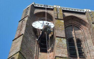 5 Schilderwerk kerk Workum